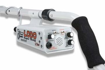 Metalldetektor Tesoro Lobo Supertraq Elektronikbox