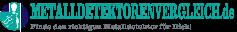 Metalldetektor kaufen Logo