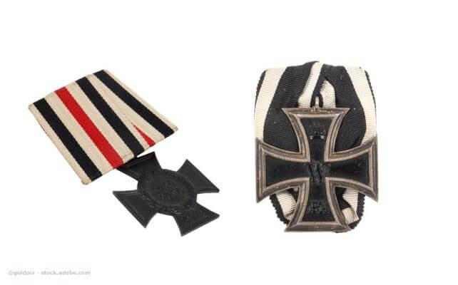 Orden und Eisernes Kreuz