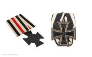 Orden und Abzeichen: Eisernes Kreuz