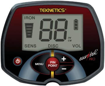 Teknetics Eurotec Pro Bedienteil